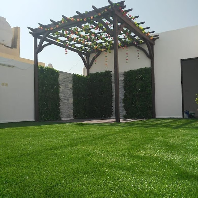 تركيب عشب صناعي بالقطيف,تركيب شلالات ونوافير بالقطيف,تنسيق أحواش منزلية بالقطيف , تصميم حدائق منزلية في القطيف , تركيب جلسات حدائق منزلية بالقطيف,