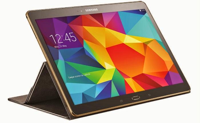 Harga Samsung Galaxy tab S 10.5 inch Terbaru