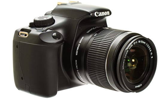 Daftar Harga Kamera DSLR Canon EOS 1100D dan Spesifikasi Terbaru