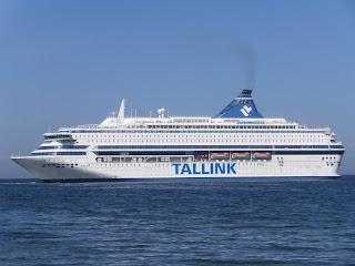 Tallink, Silja Europa, tallinna päiväristeily, Valkeat Laivat