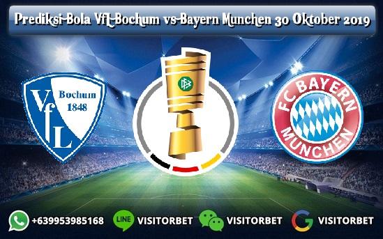 Prediksi Skor VfL Bochum vs Bayern Munchen 30 Oktober 2019