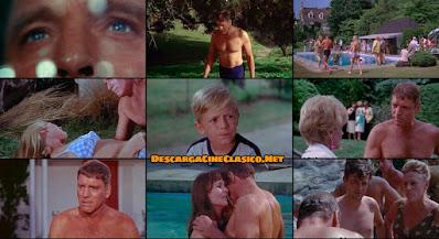 El nadador (1968) The Swimmer - Capturas