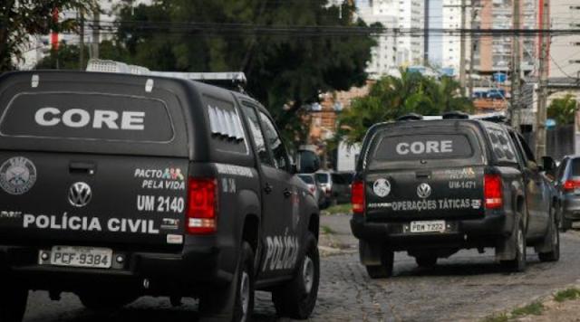 POLÍCIA CIVIL FAZ MEGA OPERAÇÃO APÓS COMISSÁRIO SER MORTO EM SURUBIM