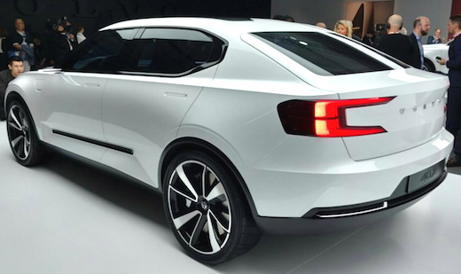 2019 Volvo XC40 Rumors