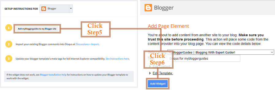disqus comment system blogger, add disqus blogger, blogger disqus