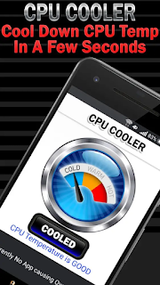CPU cooler apk