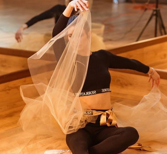 Dance asal Korea. Ballett