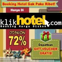 Reservasi Hotel Online di KlikHotel