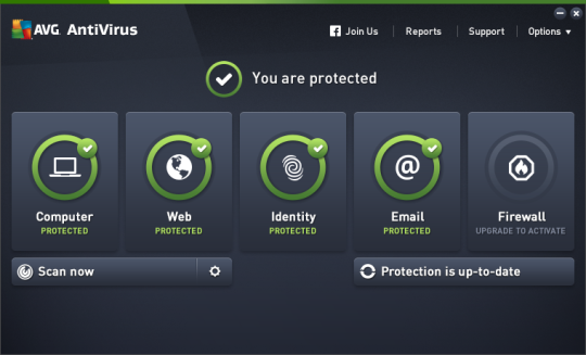 AVG AntiVirus Download Software Anti Virus Gratis Terbaik