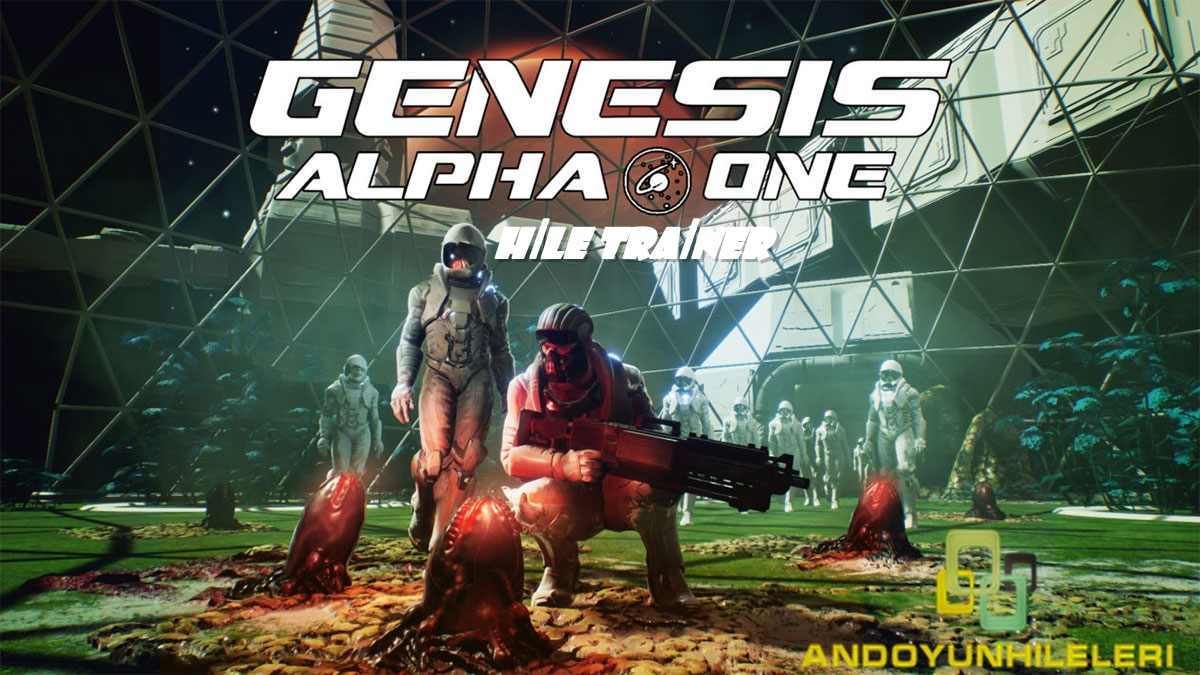 Genesis Alpha One Can Mermi Hilesi - PC Trainer