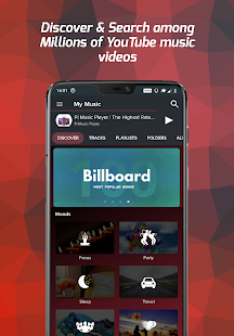 Pi Music Player – MP3 Player, YouTube Music Videos v3.0.2 Latest APK