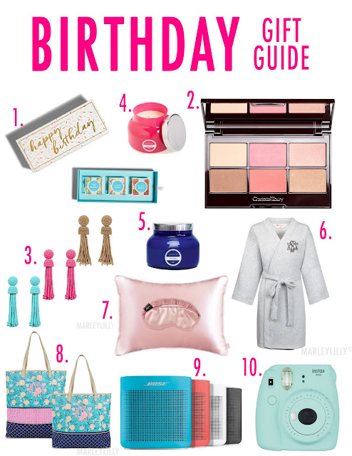 gift guide for the perfect gift