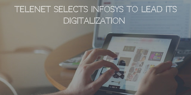 Telenet selects Infosys to lead its digitalization