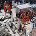 Bombeiros confirmam sétima morte em desabamento de prédio em Fortaleza