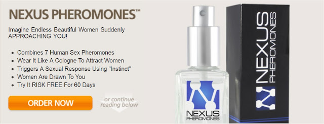 Natural Health Supplement: Nexus Pheromones™ - Androstenone Cologne