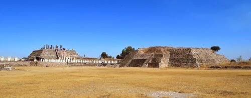 diaforetiko.gr : 6 Την πόλη Τούλα των Τολτέκων, στο Μεξικό, την έφτιαξαν εξωγήινοι;;;