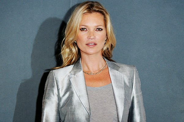 Kate Moss will be the fashion editor of a glossy magazine