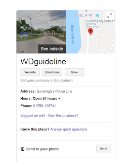 wdguideline.com the best web development company in Bangladesh