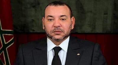 برقية تعزية ومواساة من جلالة الملك إلى أسرة المرحوم عبد الرحيم الحجوجي العلمي