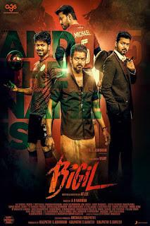 Bigil 2019 Tamil 720p WEBRip