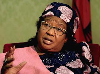 Joyce Banda Apanga Kurejea Malawi Huku Polisi Wakimsubiri