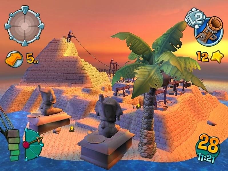 Descargar Worms Forts 3d Para Pc Gratis Free Download