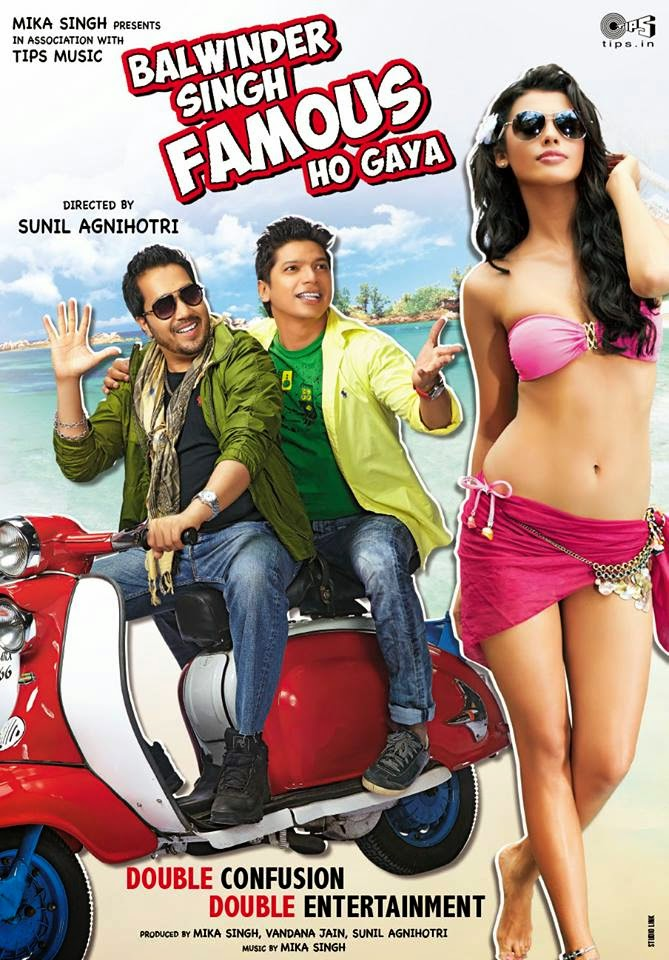 Balwinder Singh Famous Ho Gaya (2014) Hindi 720p HDRip ESub 650Mb x265 HEVC