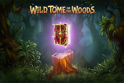 Main Slot Gratis Wild Tome of the Woods (Quickspin) | 96.28% RTP