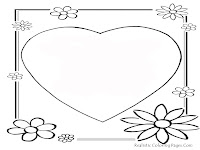 Mothers day 2013 greeting card realistic coloring pages for Mothers day card coloring page