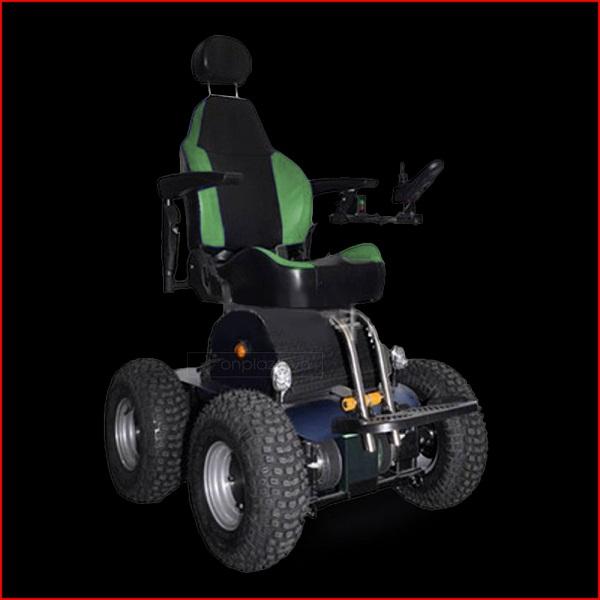 xe lăn điện 4 bánh thông minh