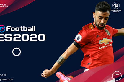 PATCH PES 2020 MOBILE MANCHESTER UNITED V4.6.0 BY IDSPHONE (OBB+CPK)