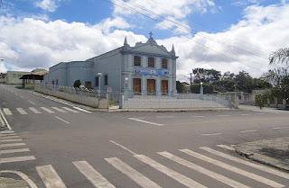 Cidade de Brejões, celebra o primeiro centenário  da sua  paróquia