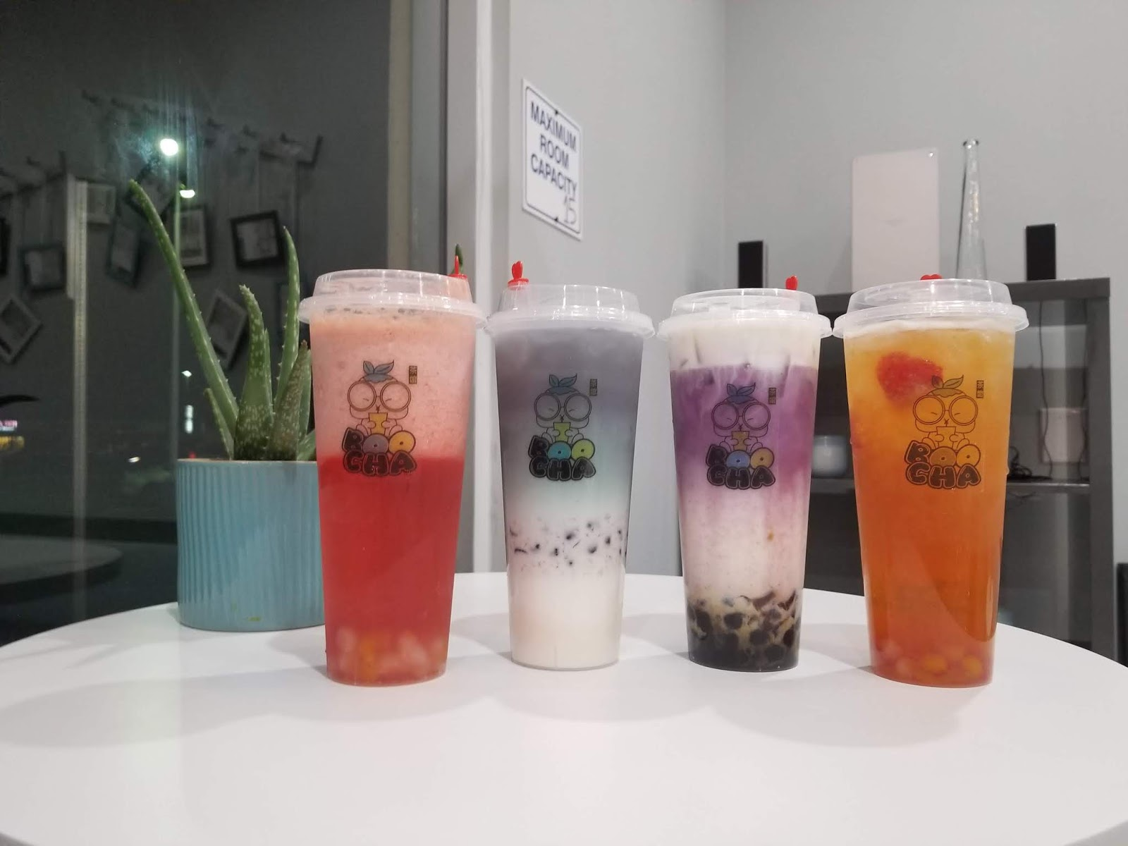 Boo Cha Taiwanese Bubble Tea House in Garden Grove
