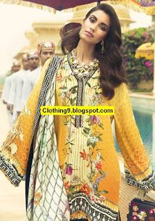 Modern Rajkumari Élan Eid-ul-Adha Silk 2016-17 Dresses