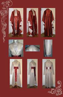 Elfenkleidung Elrond