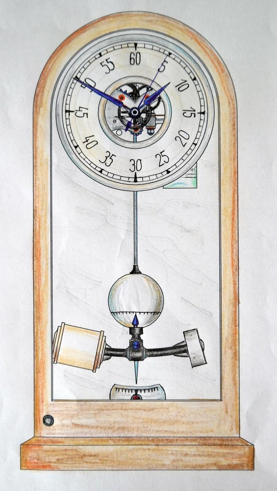 Der Kunde Hat Eine Uhr, Die Mehr Als Vier Jahre Mit Einer Batterie Recht  Genau Läuft Und So Auch Im Verwaisten Hobbyraum Des Vielbeschäftigten ...