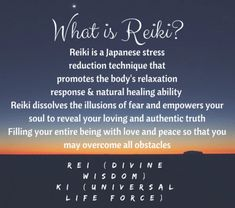 Japanese Healing Science of Reiki