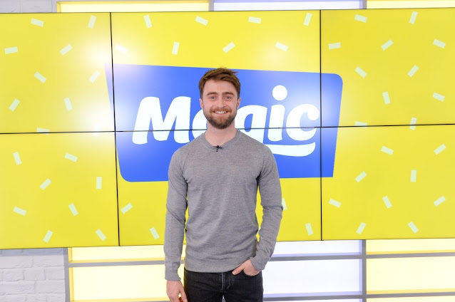 Daniel Radcliffe Reveals His Absolute Craziest 'Harry Potter' Film Stunt