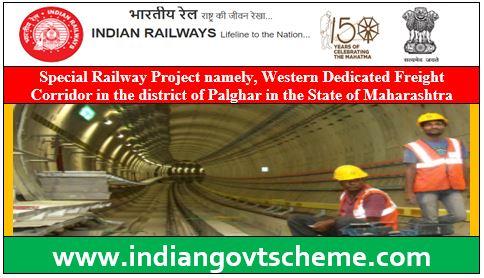 Western Dedicated Freight Corridor