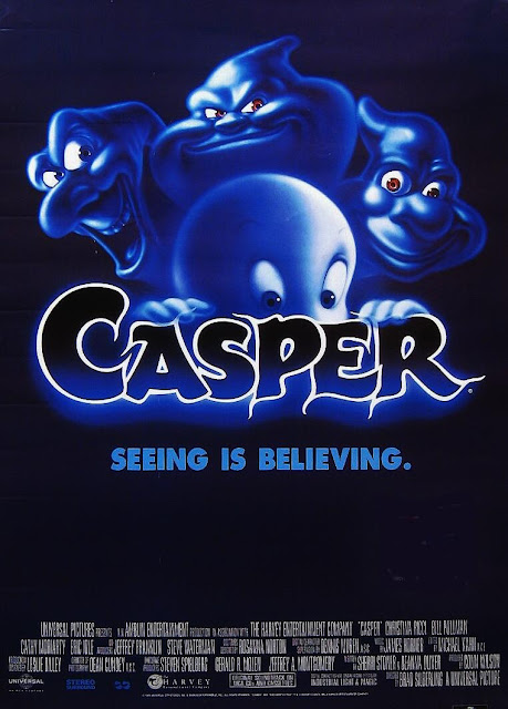 Casper (1995) Movie Poster