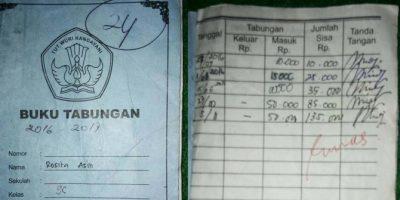 Innalillahi, Siswi MTS  yang Tabungannya 42 Juta Raib Meninggal Dunia, Keluarga Menolak Autopsi