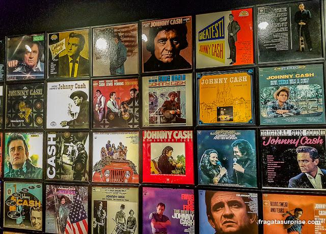 Johnny Cash Museum, Nashville, EUA