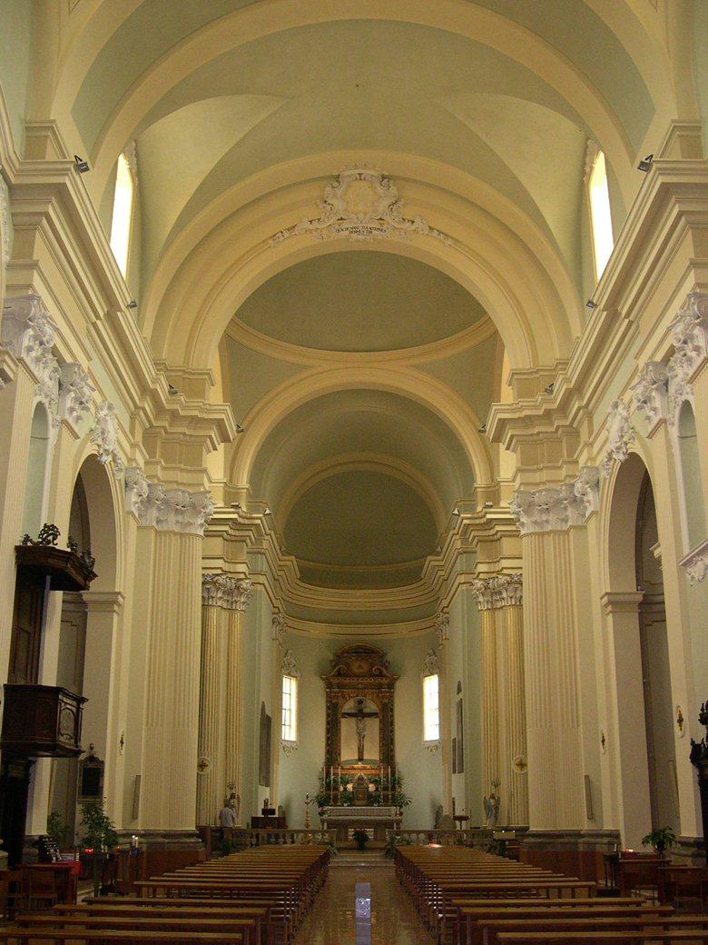Santuario Dell 39 Addolorata Chiesa Dei Servi Cesena