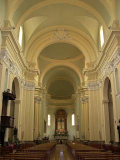 Interno Chiesa dei Servi