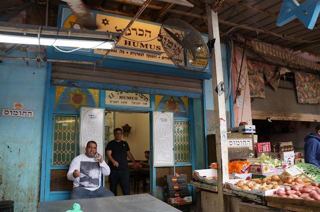 Onde comer em Tel Aviv