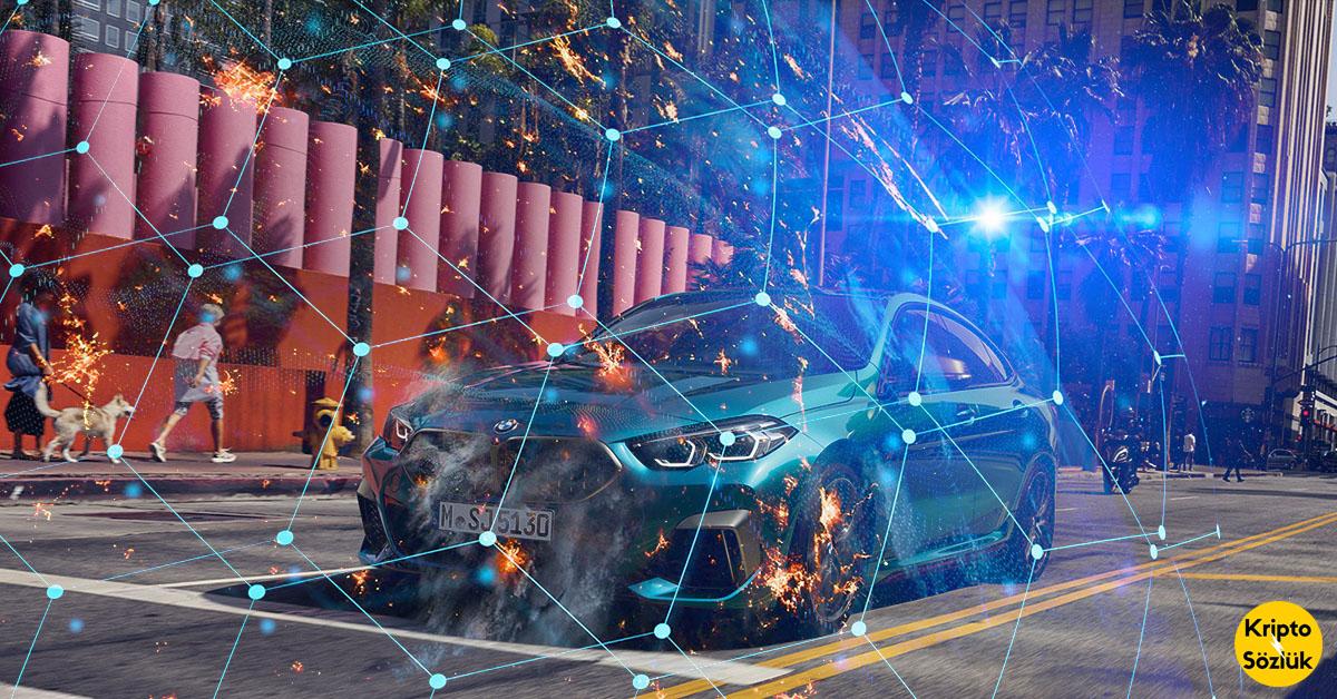 BMW Blockchain Teknolojisine Geçiyor
