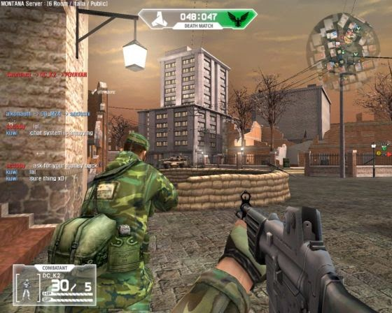 Download WarRock Free FPS Game