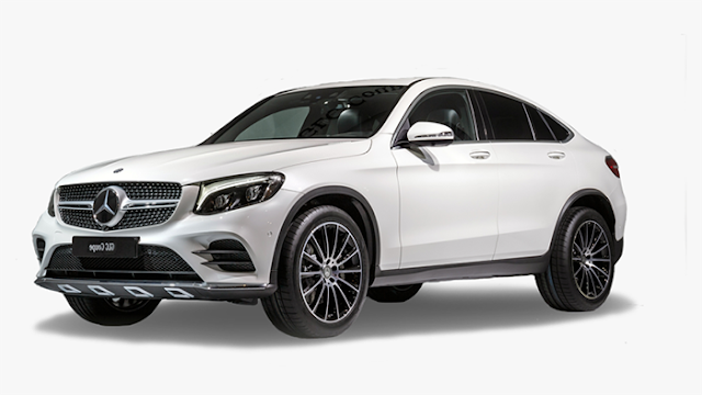 Đánh giá Mercedes GLC 300 4MATIC Coupe 2020