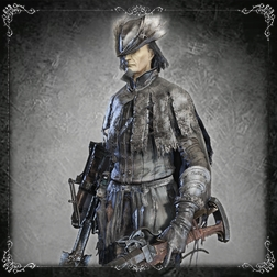 Bloodborne Retired Hunter Djura