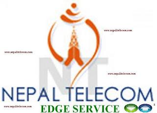 Edge E in Nepal Telecom